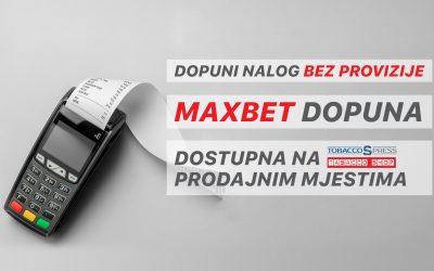 MaxBet Dopuna