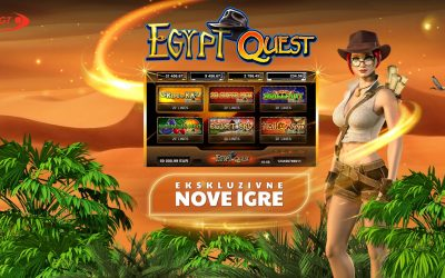 Egypt Quest Bonus Igre