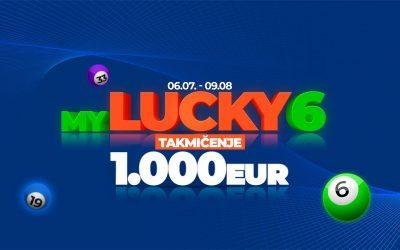 My Lucky 6 Takmičenje