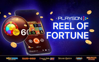 Playson Reel Of Fortune